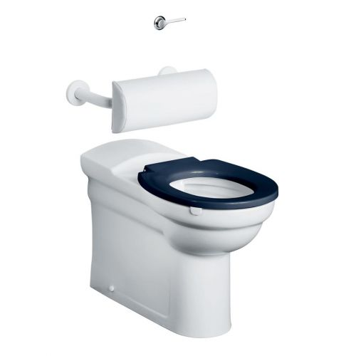 Contour 21 Raised Height & Projection Toilet - Washware Essentials