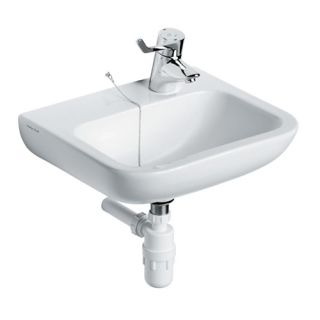 HTM64 Portman 21 Medium Hospital Wash Basin image