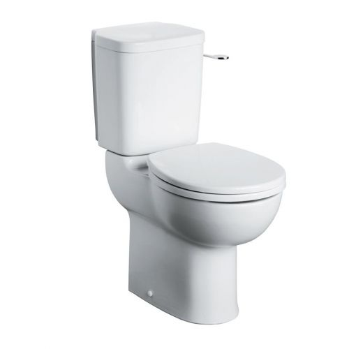 Contour 21 Close Coupled Raised Height Toilet image