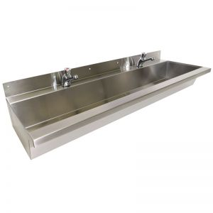 Wash troughs: what they are and when to use them image