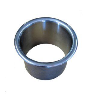 Stainless Steel Circular Countertop Waste Chute