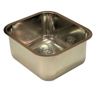 Stainless Steel Inset Dental Sink image
