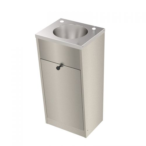 Enclosed Floor Standing Wash Basin image