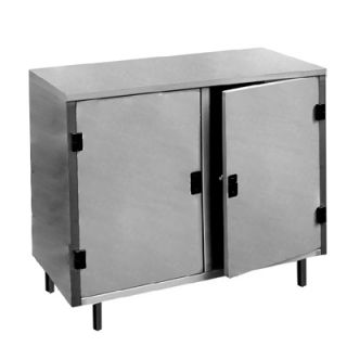 Stainless Steel Floor Cupboards image