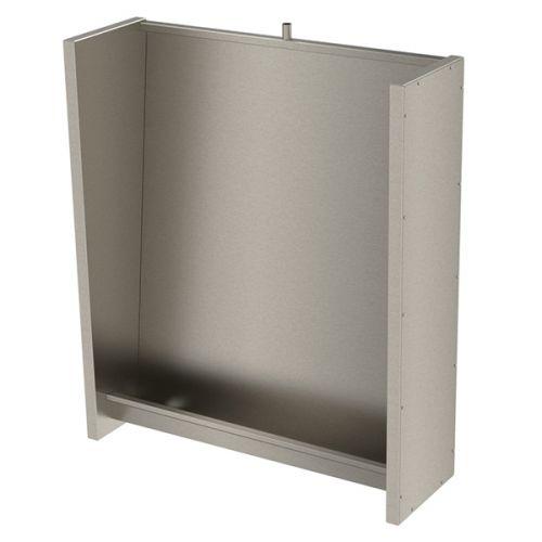 Floor Recessed Slab Urinal Stainless Steel To Buy Online