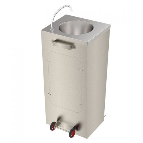 Portable Wash Basin - Foot Pump Operated image