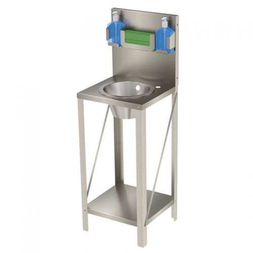 Free Standing Hand Wash Unit image