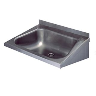 Stainless Steel Hospital Wash Basin image