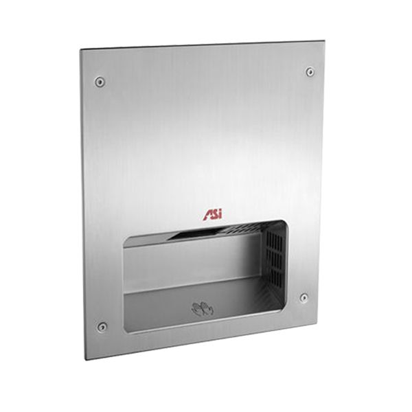 Stainless Steel Recessed Hand Dryer image