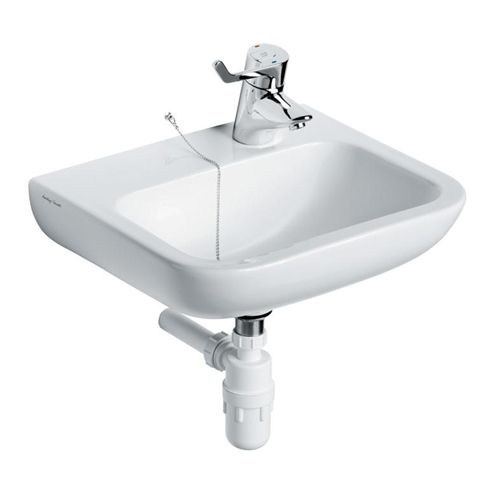 HTM64 Portman 21 Medium Hospital Wash Basin