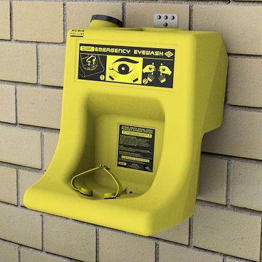 portable wash eye station eyewash stations emergency gravity fed safety delivery
