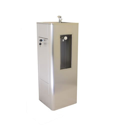 Drinking Fountain With Bottle Filler