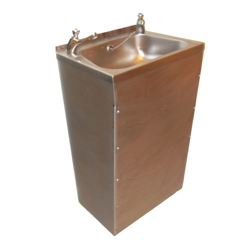 Floor Standing Shrouded Wash Basin