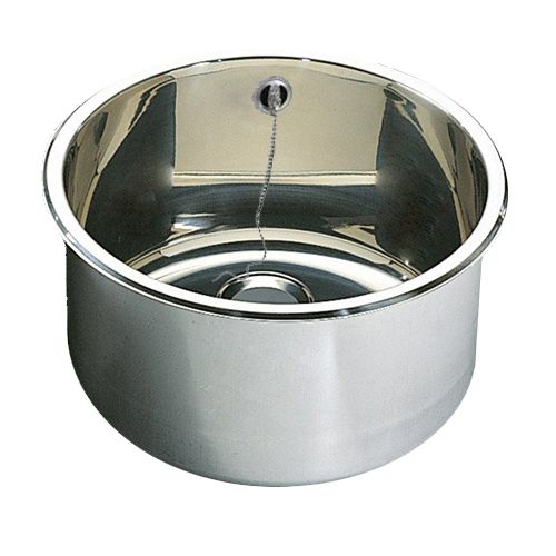 Inset Round Wash Bowls With Overflow