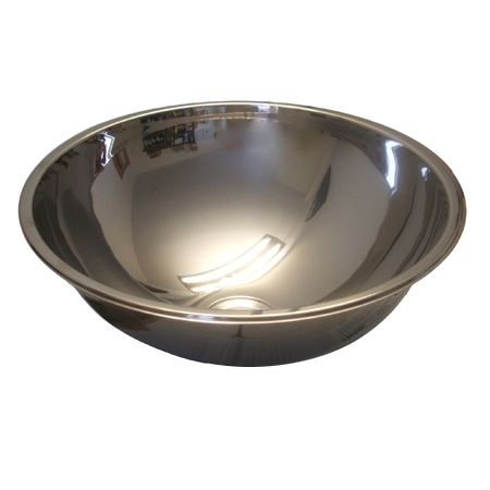 Laundry Bowl : Inset Hemisphere Wash Bowls HTM64 Compliant In Six Sizes