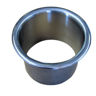 Earnings Disclaimer >> Stainless Steel Circular Countertop Waste Chute