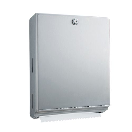 Stainless Steel Large Paper Towel Dispenser image