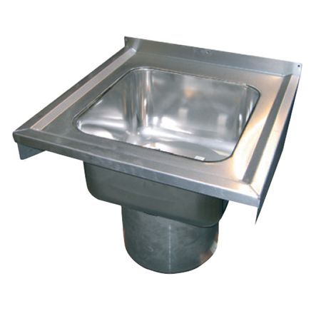 Stainless Steel Plaster Sink