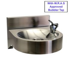 WRAS Approved Stainless Steel Drinking Fountain image