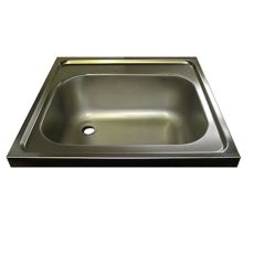 SK1 Hospital Pattern Single Sink