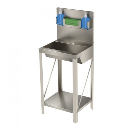 Infection Control Hand Wash Unit For Coronavirus image