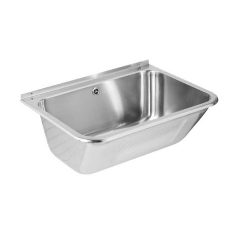 Large Wall Mounted Utility Sink Bowl image
