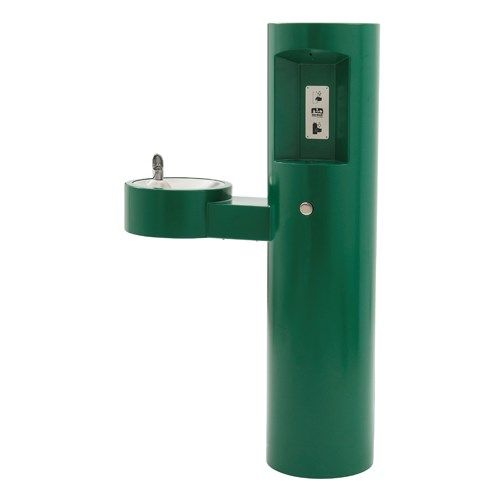 Outdoor Pedestal Bottle Filler  image