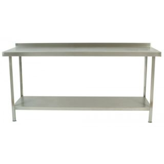 Stainless Steel Preparation Tables image