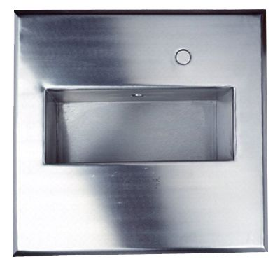 Stainless Steel Recessed Hand Rinse Unit image