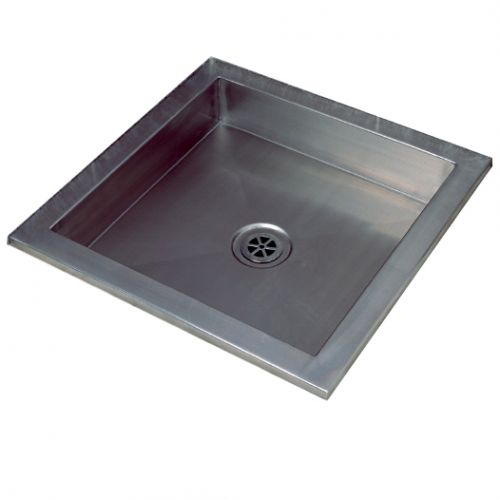 Stainless Steel Shower Tray image