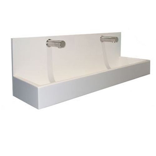 Sit-On Splashback Style Wash Trough image