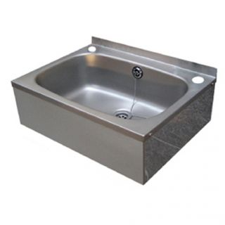 Small Stainless Steel Wash Basin image