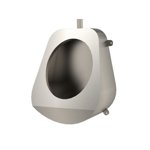 Stainless Steel Rounded Bowl Urinals image