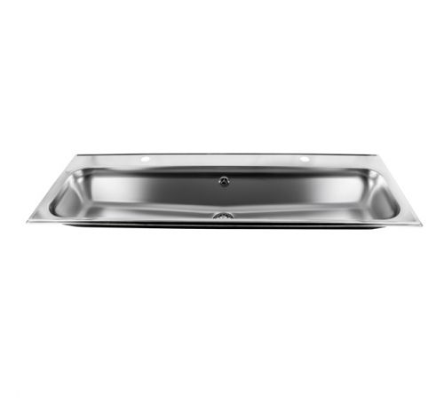 Stainless Steel Inset Wash Trough image