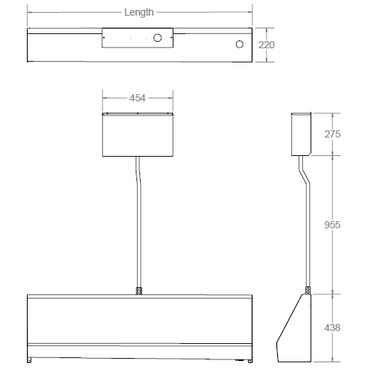 stainless steel urinal trough dimensions