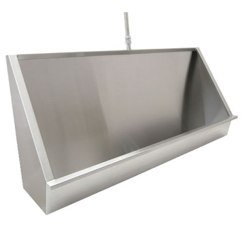 Wall Hung Trough Urinal Vandal Resistant 5 Sizes In Stock