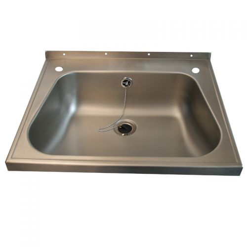 Stainless Steel Wash Basin image