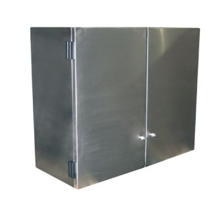 Stainless Steel Wall Cupboards image